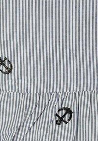 Zwillingsherz - WILMA - Day dress - blau/weiß - 2