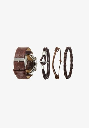 SET - Watch - cognac