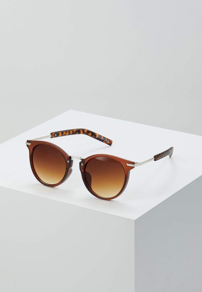 YOURTURN - Sunglasses - brown
