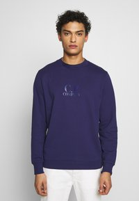 C.P. Company - Sweatshirt - dark blue - 0