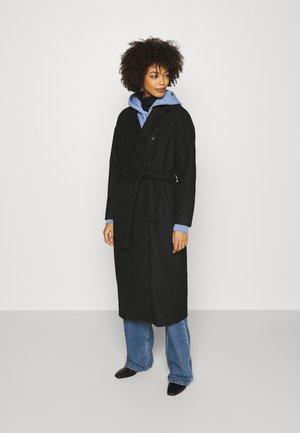 ZAHRA COAT - Classic coat - black