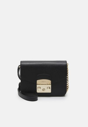 METROPOLIS MINI CROSSBODY - Across body bag - nero
