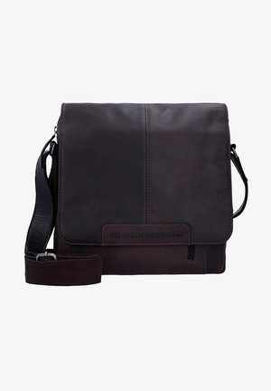 RAPHAEL - Across body bag - brown