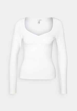 SWEETHEART  - Long sleeved top - white