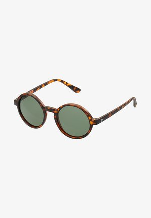 Sunglasses - turtle brown/green