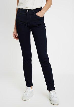 JULIA - Slim fit jeans - dark blue