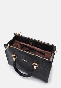 LIU JO - SATCHEL DOUBLE ZIP - Handbag - nero - 2