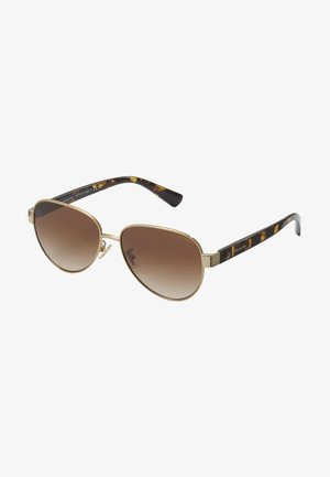 Gafas de sol - black/brown
