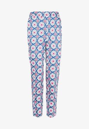 DANBY  - Trousers - gipfelblau