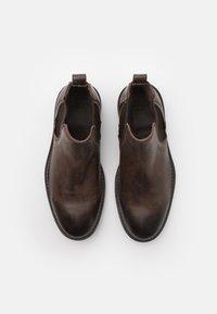 Hudson London - CANFORD - Kotníkové boty - brown - 3