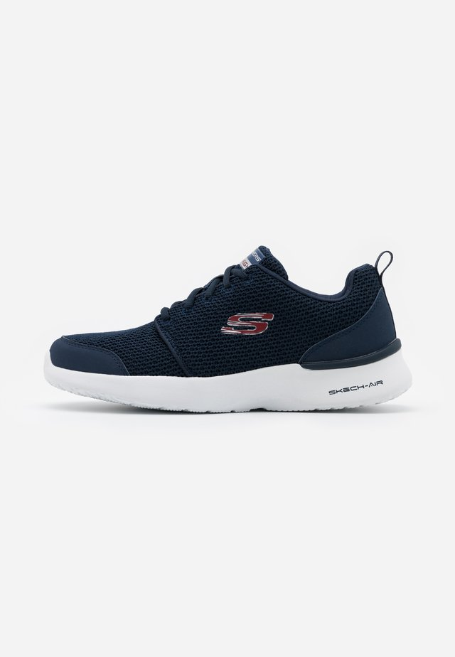 SKECH-AIR DYNAMIGHT - Sneakers laag - navy/red