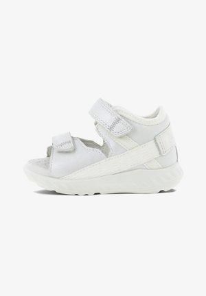 SP.1 LITE INFANT  - Walking sandals - white
