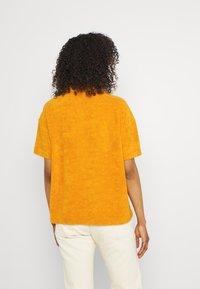 DAMSON MADDER - TOWELLING SHIRT - Skjorta - orange - 2