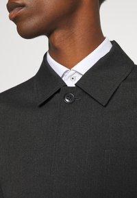 Selected Homme - SLHREG JEFF HYBRID - Blazer jacket - dark grey melange - 4