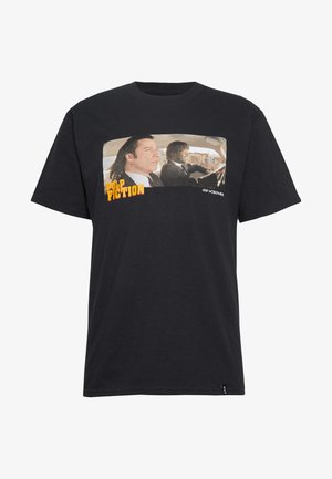 PULP FICTION ROYALE WITH CHEESE - Print T-shirt - black