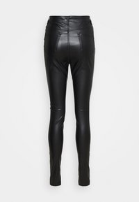 Missguided Tall - TROUSER - Pantalones - black - 1