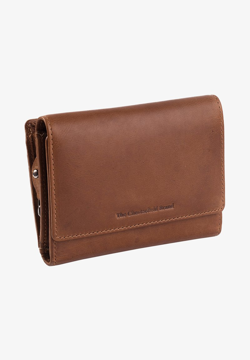 The Chesterfield Brand - RFID - Wallet - cognac
