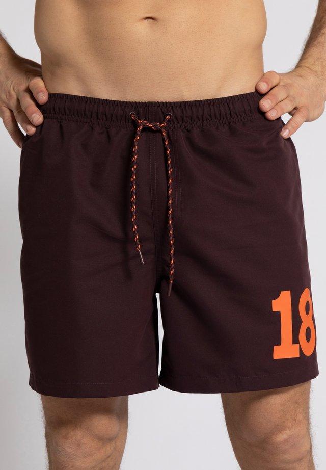 Sports shorts - bourgogne