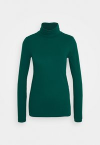 J.CREW - TISSUE TURTLENECK - Long sleeved top - dark spruce - 0