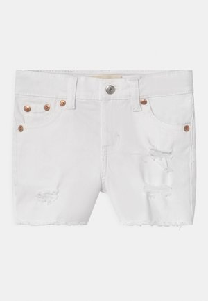 GIRLFRIEND SHORTY  - Jeansshort - white