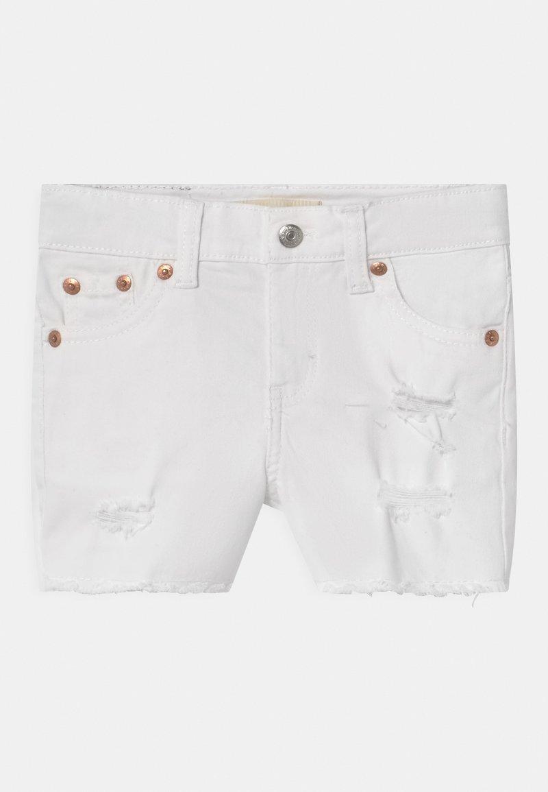 Levi's® - GIRLFRIEND SHORTY  - Jeansshort - white