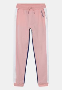 Guess - JUNIOR ACTIVE  - Tracksuit bottoms - alabaster pink - 0