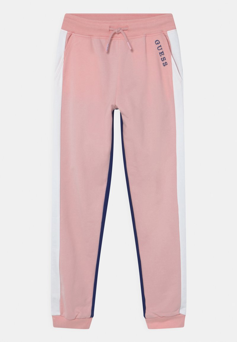 Guess - JUNIOR ACTIVE  - Tracksuit bottoms - alabaster pink