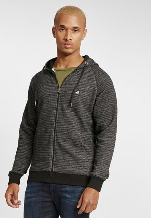NUKA - Zip-up hoodie - charcoal mix