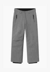 Icepeak - LACON UNISEX - Zimní kalhoty - light grey - 0