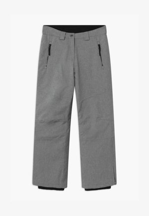 LACON UNISEX - Snow pants - light grey