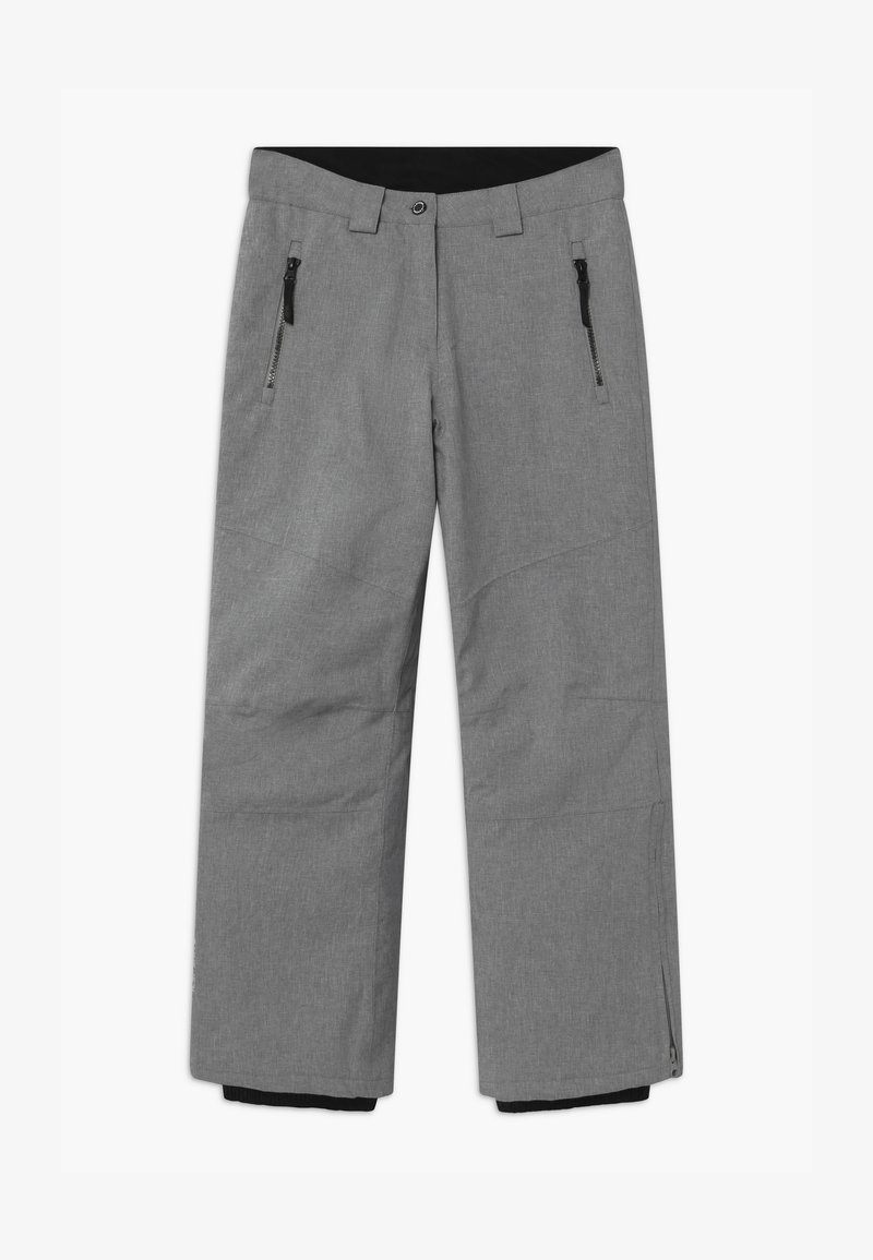 Icepeak - LACON UNISEX - Zimní kalhoty - light grey