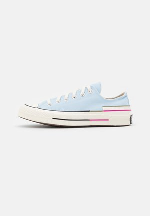 CHUCK 70 OFF THE GRID - Sneakers laag - chambray blue/light field surplus/egret
