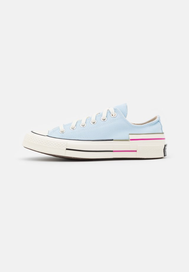 CHUCK 70 OFF THE GRID - Trainers - chambray blue/light field surplus/egret