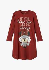 Name it - MINNIE MOUSE - Nightie - spiced apple - 0