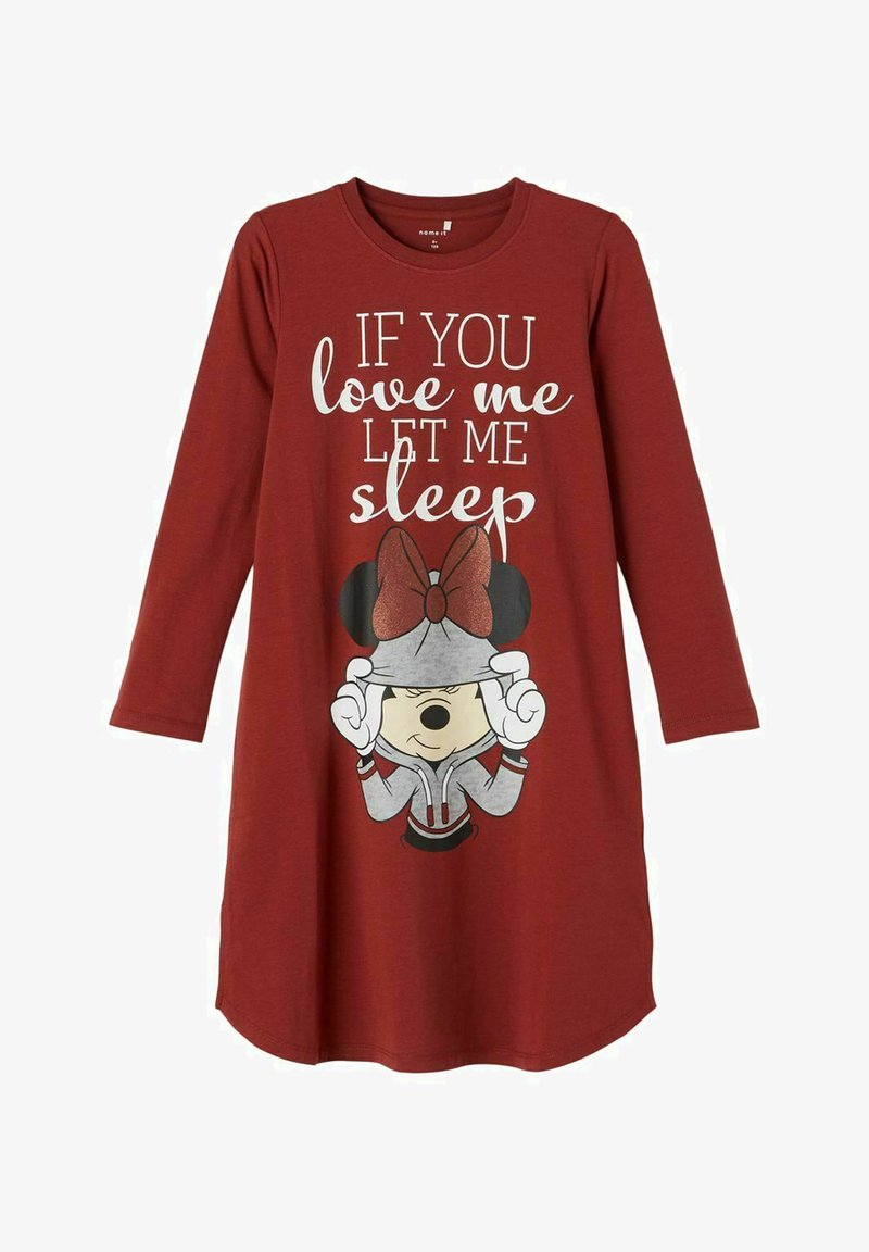 Name it - MINNIE MOUSE - Nightie - spiced apple