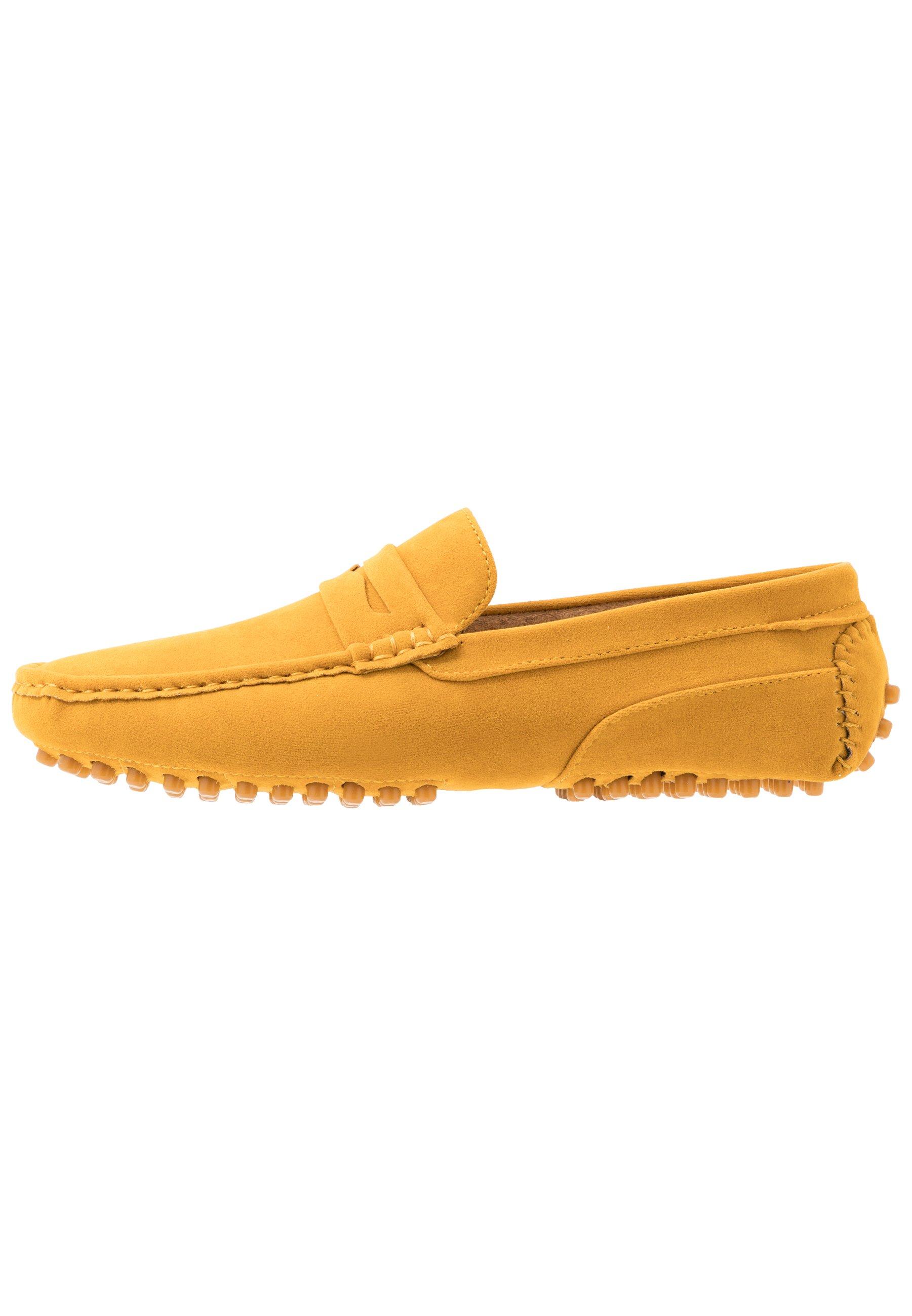 Men UNISEX - Moccasins - yellow