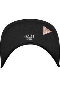 Cayler & Sons - Cap - black/mc - 4