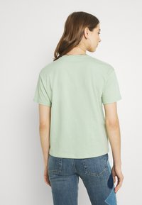Trendyol - Print T-shirt - mint - 2