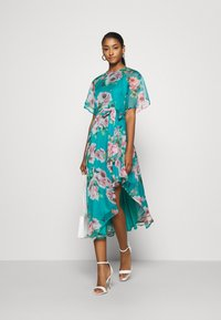 U Collection by Forever Unique - Cocktail dress / Party dress - teal - 1