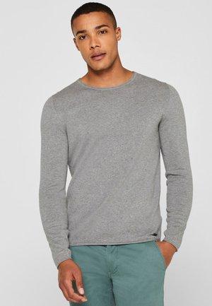 BASIC - Jumper - medium grey