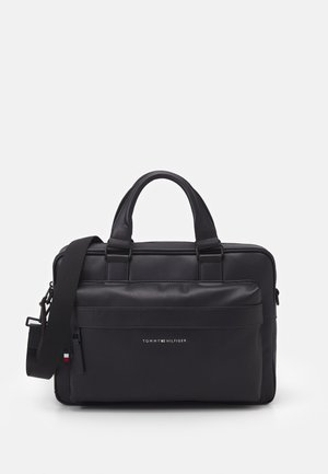 ELEVATED COMPUTER BAG UNISEX - Torba na laptopa - black