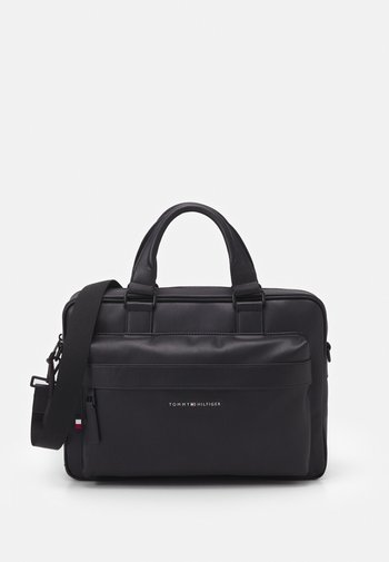 ELEVATED COMPUTER BAG UNISEX - Laptop bag - black
