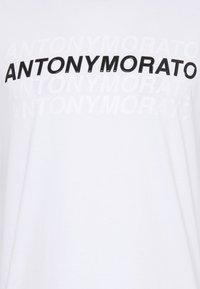 Antony Morato - SLIM FIT WITH LOGO - Camiseta estampada - bianco - 5