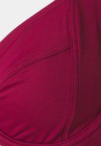LASCANA - Bikini top - berry - 2