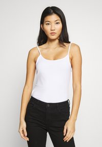 Anna Field - 2 PACK - Top - black/white