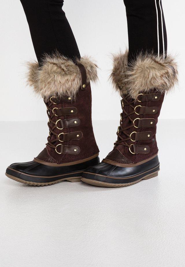 JOAN OF ARCTIC II - Bottes de neige - dark brown