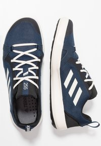 adidas Performance - TERREX BOAT - Zapatillas acuáticas - collegiate navy/white/core black - 1