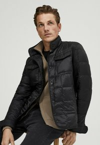 Massimo Dutti - Down jacket - black - 4