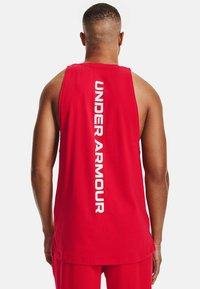 Under Armour - Top - red - 2