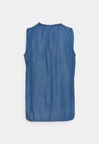 edc by Esprit - Blouse - blue medium wash - 1